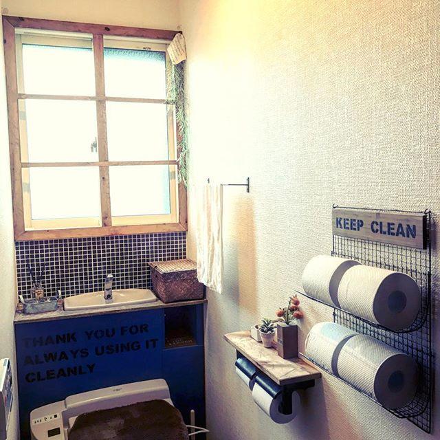 サニタリー・トイレ収納6