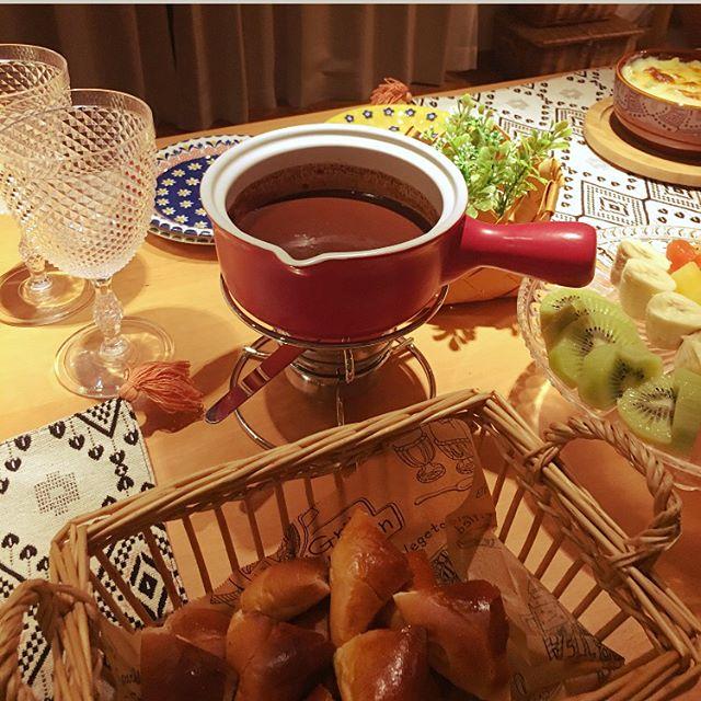 「ホームパーティー」のテーブルシーン&料理特集14
