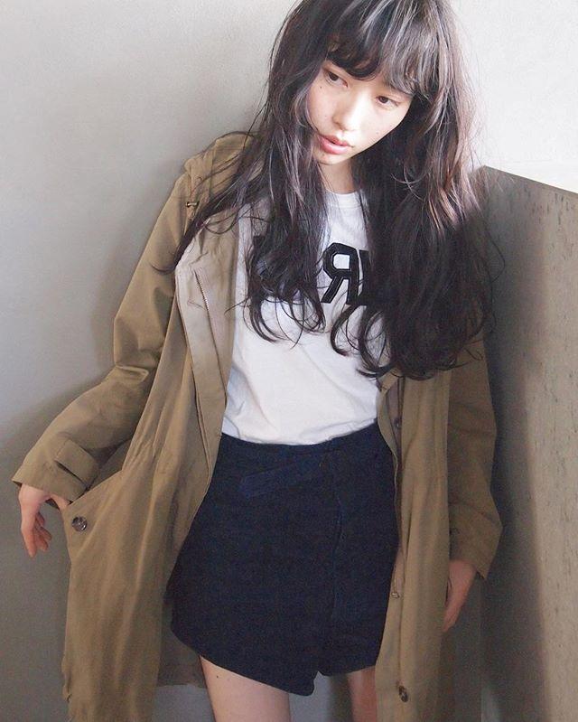 暗髪が好きな女性の為の暗髪スタイル5