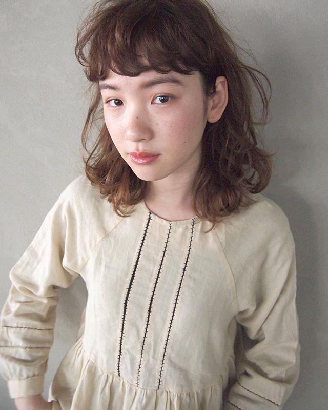 ミディアムパーマアレンジ特集☆63