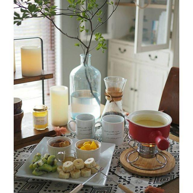 「ホームパーティー」のテーブルシーン&料理特集15