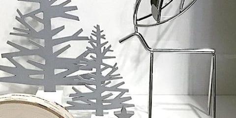 トナカイグッズでキュートなクリスマスに♪トナカイ雑貨のあるインテリア8選