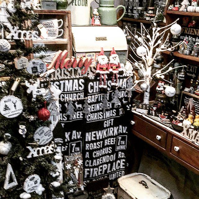 充実のクリスマス雑貨2