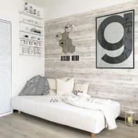壁の色や素材でお部屋のイメージはどう変わる?白壁以外のお部屋を見比べてみよう♪