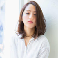 ミディアム髪型特集☆今旬のトレンドのスタイリングを一挙ご紹介!
