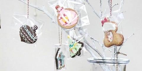 自然素材を簡単に生かせるのが魅力☆枝ツリーでクリスマスを楽しもう!