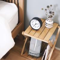 ちょっとしたアイテムを上手に収納♪寝室の必需品を片付ける方法!