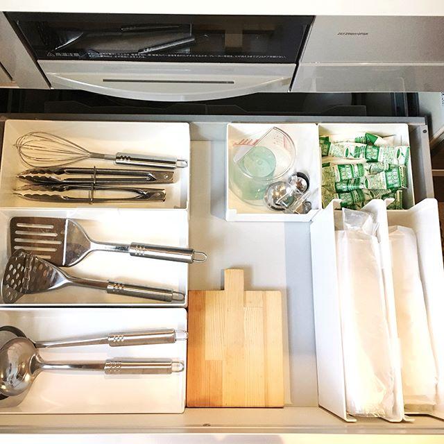 スキット活用法①キッチン収納2