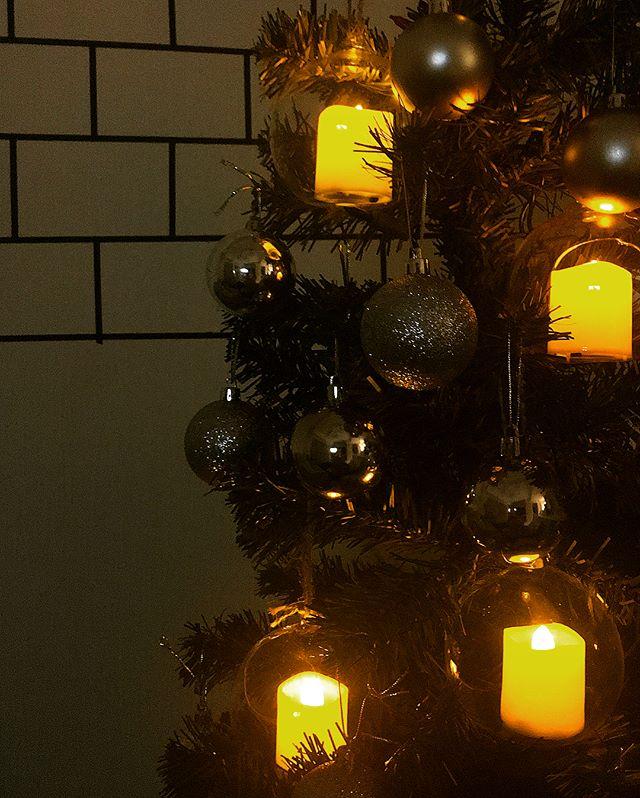 クリスマスキャンドル3