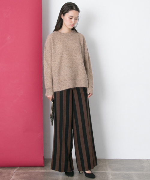 [URBAN RESEARCH] BY MALENE BIRGER PANTS