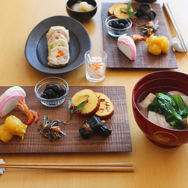 おせち料理4