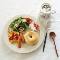 朝食はパン派の方必見!色々なパンのおいしい盛り付けアイデア10選