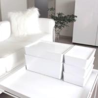 【IKEA】の収納アイテム集!VARIERA・KUGGIS・SKUBBを使った収納術