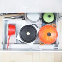 システムキッチン収納特集☆収納上手さんに学ぶ【アイテム別】収納アイデア