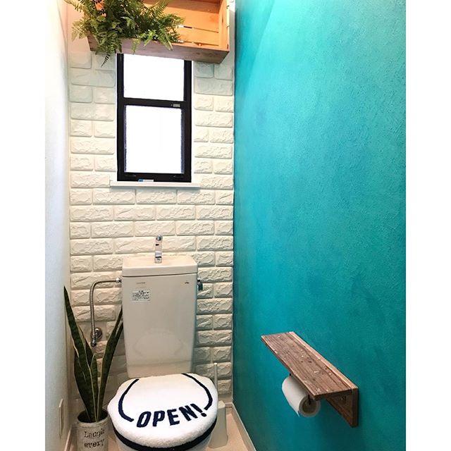 トイレのインテリア6
