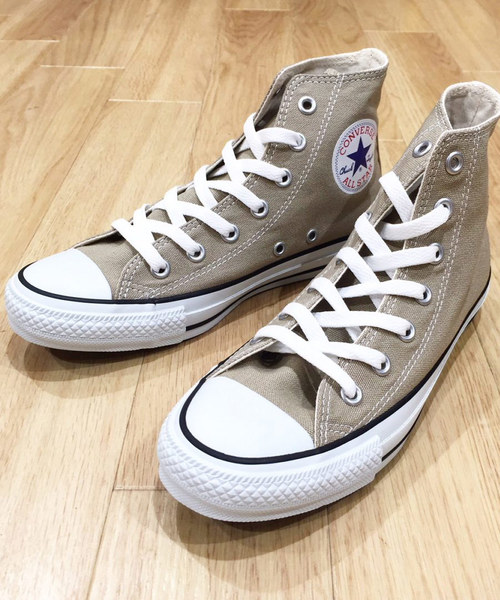 CONVERSE ALL STAR COLORS HI (ベージュ)