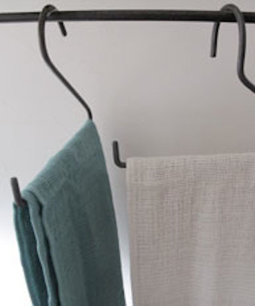 [a.depeche] Iron Mini Towel Holder(side)