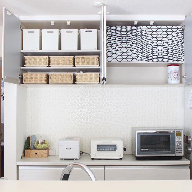 キッチン背面収納6