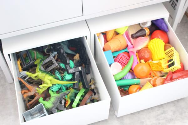親子で心地よく暮らす収納のヒント集