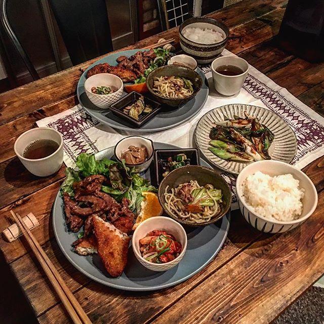 カフェ風キッチン&テーブルコーディネート特集19