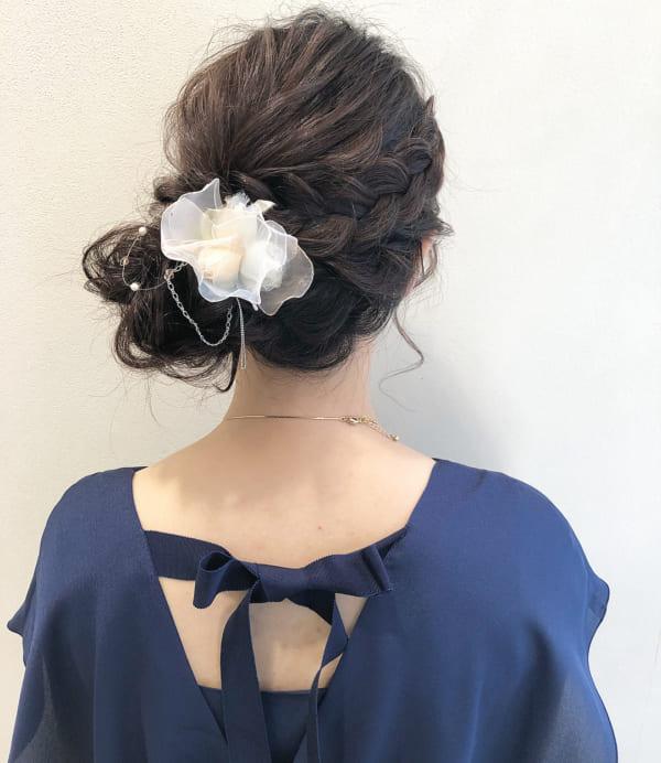 おしゃれなまとめ髪アレンジ特集28