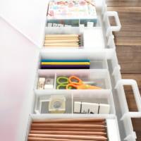 【無印良品】小物収納に使える!自立収納できるキャリーケース活用術をご紹介