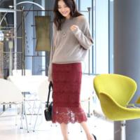 大人レディな「レーススカート」15選☆華やかな雰囲気をアップ♪