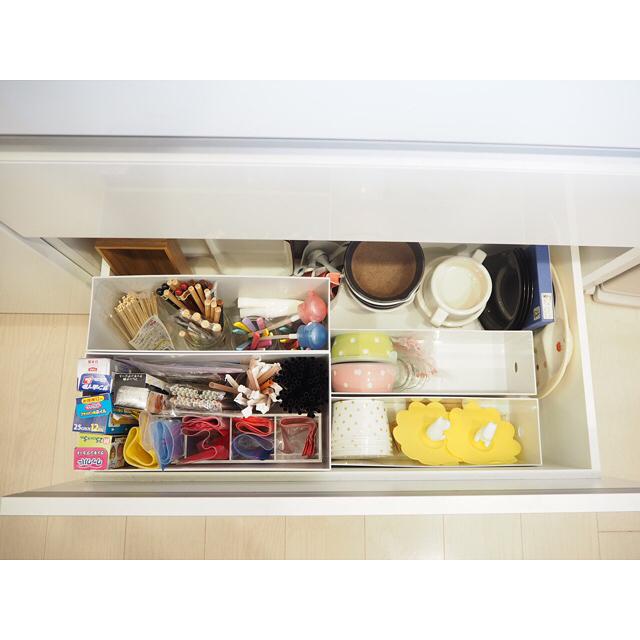 ファイルボックス キッチン 収納4
