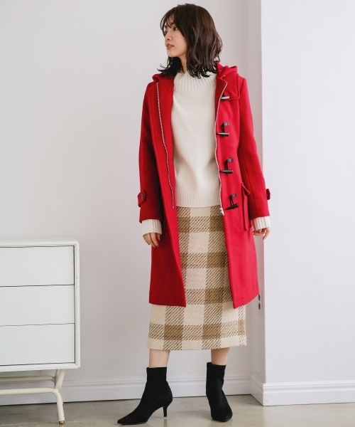 [apart by lowrys] casheepダッフルコート 794549