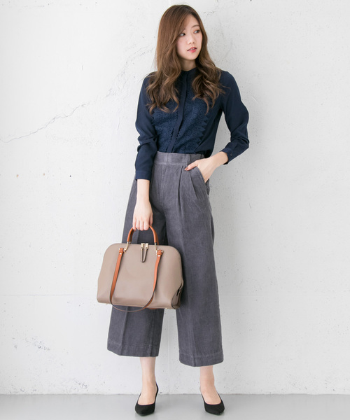 [URBAN RESEARCH] INES 2WAYハンドバッグ