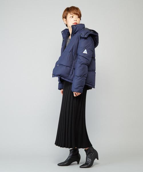 プリーツスカート7