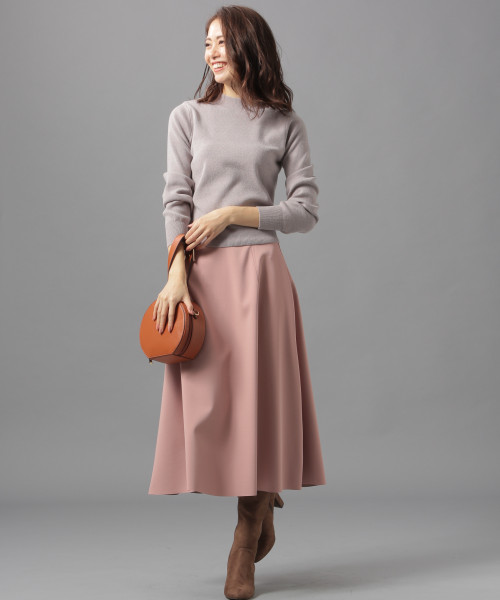 ピンク系スカート10