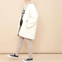 おしゃれ&暖かい☆「裏起毛レギンス・レギパン」を使った冬コーデ特集