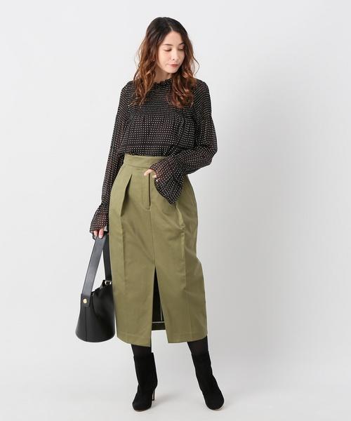 [JOURNAL STANDARD] 【JANE SMITH/ジェーンスミス】ミリタリースカート