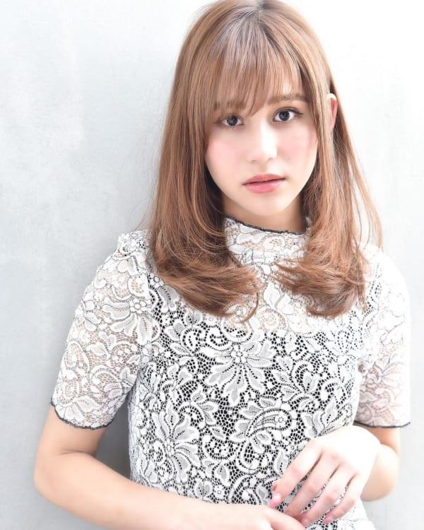 ミディアムパーマアレンジ特集☆71
