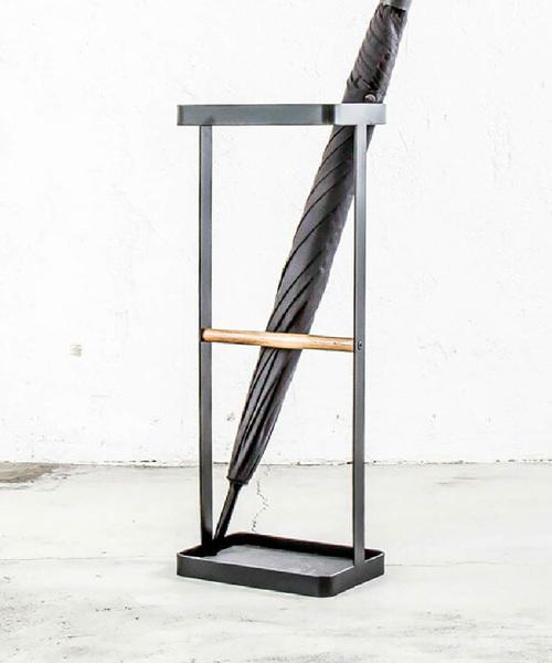 [sarasa design store] b2c アンブレラスタンド/傘立て|ウッドバータイプ