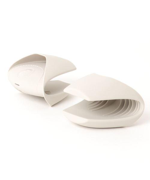 シリコン製の鍋掴み
