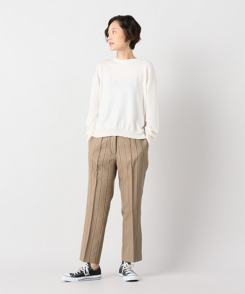 [JOURNAL STANDARD] 【LAURENCE BRAS/ローレンス ブラス】 PARIS PANTS(STRIPE)