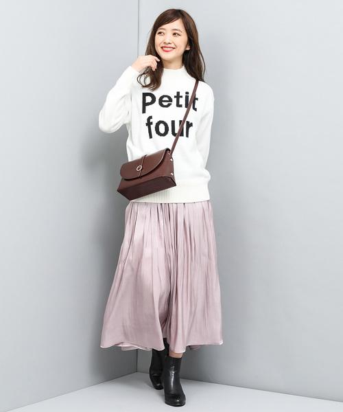 ピンク系スカート15