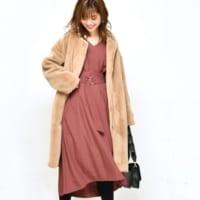 リーズナブルな大人コーデ♡【natural couture】のスカート&ワンピース