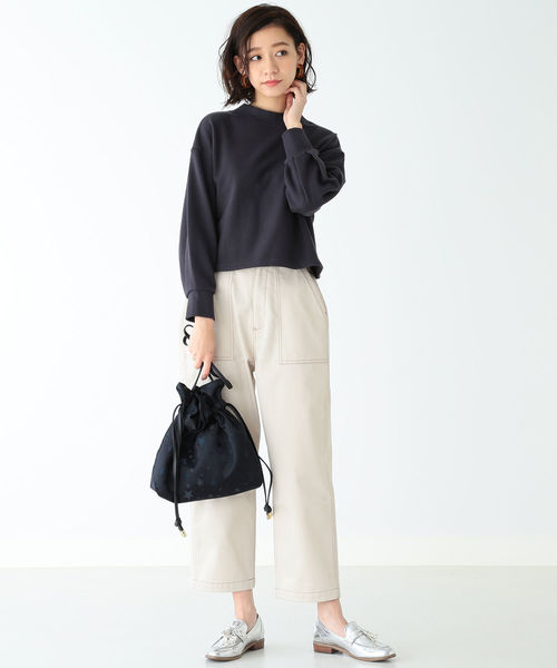 [B:MING LIFE STORE by BEAMS] UNIVERSAL OVERALL × B:MING by BEAMS / 別注 ベイカーパンツ 19SS-R