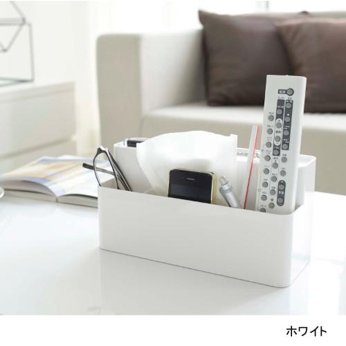 ティッシュボックスケースを使って