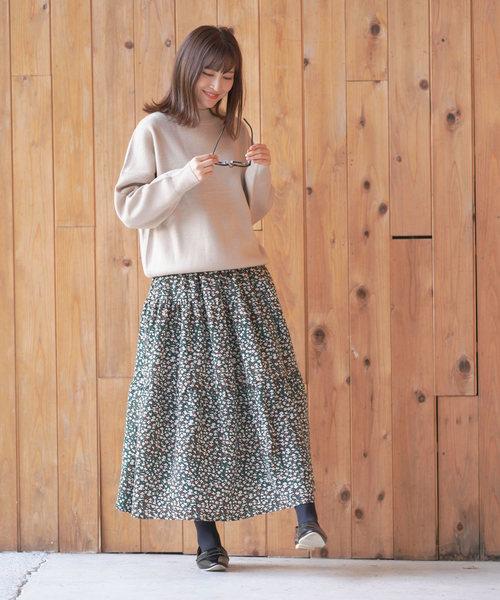 [rps] 3段ティアードスカート