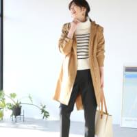美シルエットが叶う☆「ブラックテーパードパンツ」の大人コーデ15選