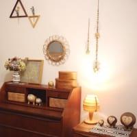 お部屋の雰囲気を決める大切なアイテム!素敵なランプのあるインテリア