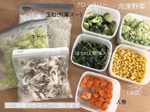 短時間調理や献立に役立つ!常備菜のつくり置き3