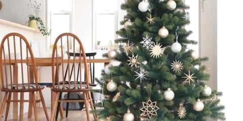 クリスマスツリーの素敵なデコレーション実例☆見映えする飾り方をご紹介
