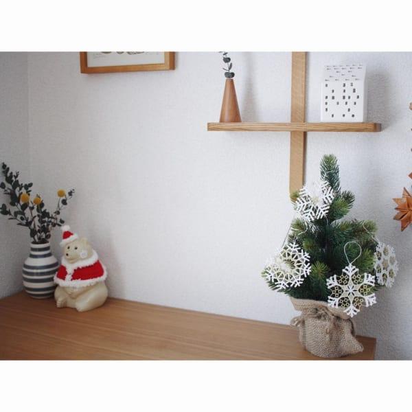 リアルな質感のクリスマスツリー2