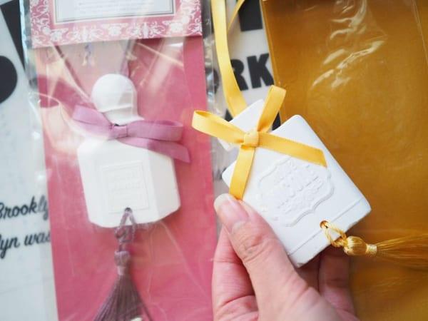 「キャンドゥ」フレグランスクレイ ~グレープフルーツ/ローズの香り~3