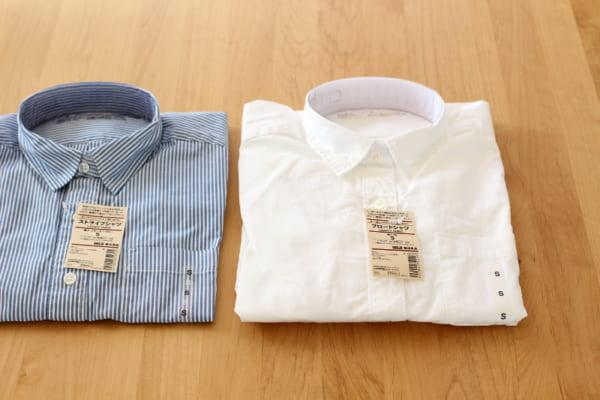 <第4位>ブロードシャツ・ストライプシャツ